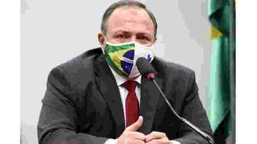 Eduardo Pazuello, ministro da Saúde - Maryanna Oliveira/Câmara dos Deputados