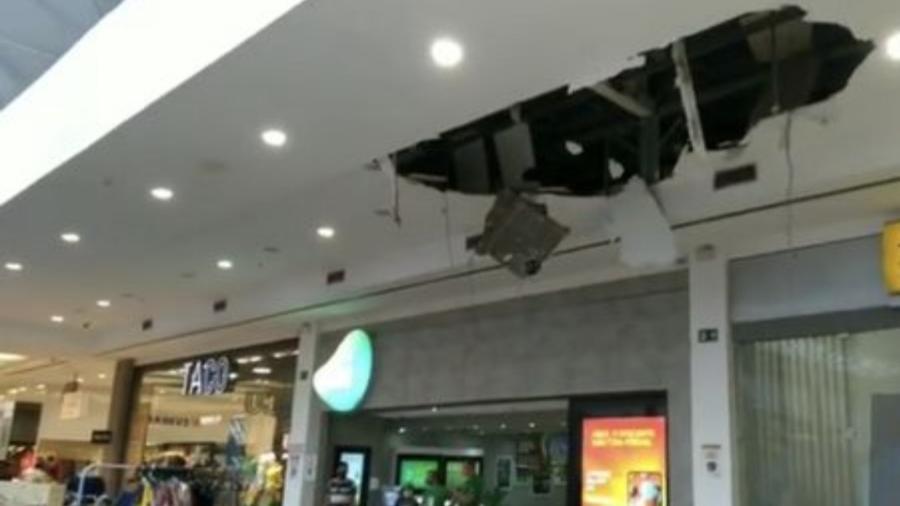 Incidente aconteceu hoje em Jaboatão dos Guararapes - Reprodução