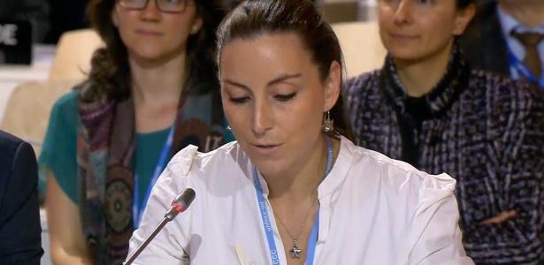 Representante latino americana diz que este acordo é histórico - Reprodução