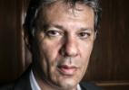 O prefeito Fernando Haddad critica a crise política atual e fala sobre as eleições deste ano - Lucas Lima/UOL