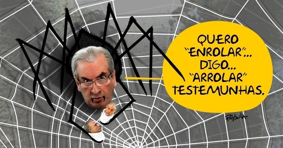 10.nov.2016 - Quem pode cair na teia de Eduardo Cunha?