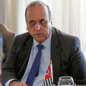 O governador Luiz Fernando Pezão participou de reunião no STF nesta segunda