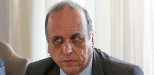 O governador do Rio, Luiz Fernando Pezão, que teve o mandato cassado