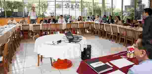 Café da manhã de networking - Divulgação - Divulgação
