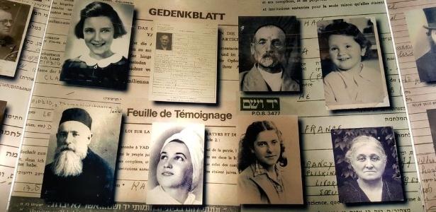 Dois terços dos judeus europeus foram mortos pelos nazistas