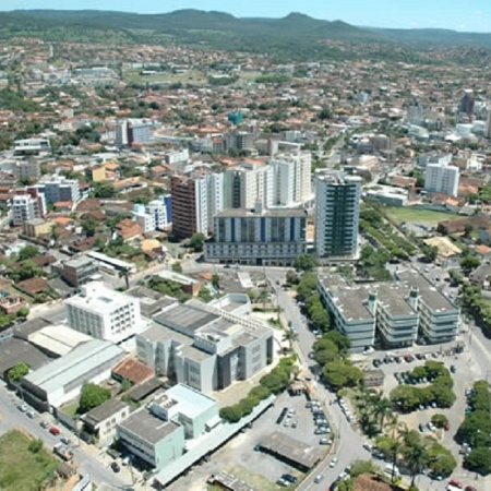 Criança morreu por covid-19 em Montes Claros (MG) - Fábio Marçal/Divulgação