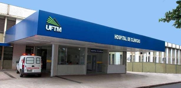 Hospital das Clínicas de Uberaba, no Triângulo Mineiro - Edmundo Gomide/UFTM/Divulgação