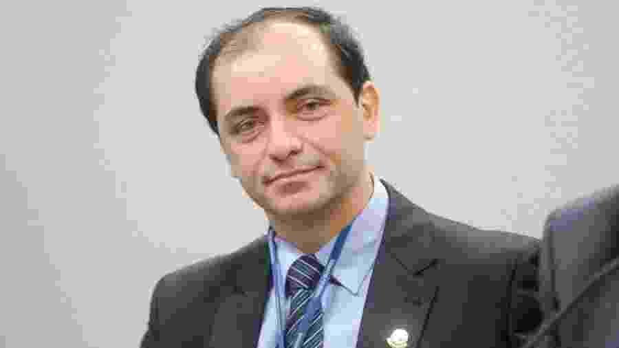 Waldery Rodrigues Júnior, o Secretário Geral da Fazenda de Paulo Guedes - Marcos Oliveira/Agência Senado