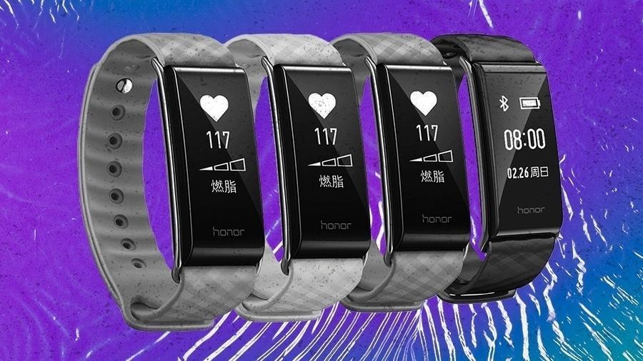 Esta é a Huawei Color Band A2, que tal? - Arte/UOL