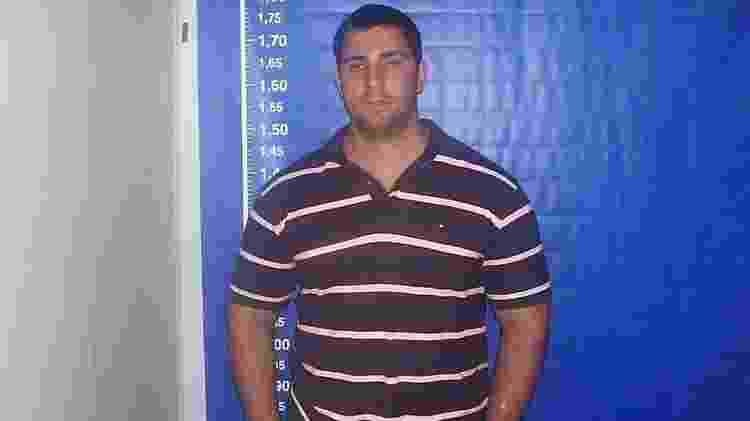 Adriano Nóbrega era acusado de chefiar milícia no Rio de Janeiro - Reprodução - Reprodução