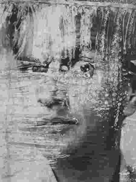 Caetano Veloso em foto de Bob Wolfenson - Bob Wolfenson/Instagram