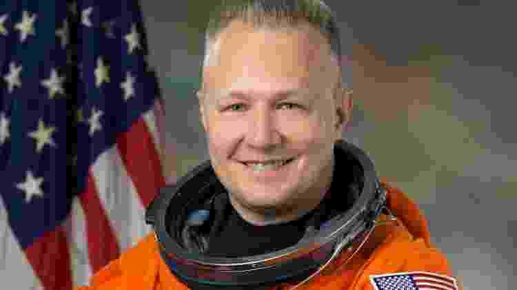 Douglas G. Hurley, astronauta que vai para o espaço em missão que sairá direto dos Estados Unidos - Divulgação Nasa - Divulgação Nasa