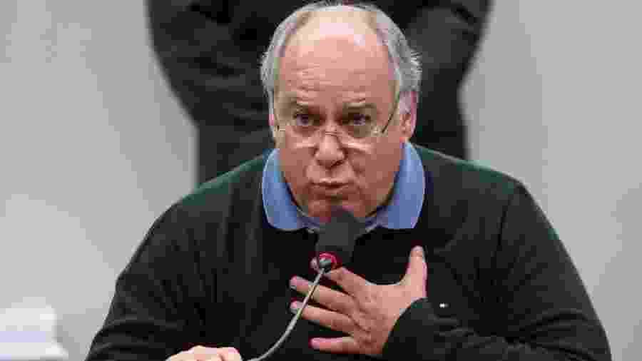Renato Duque, ex-diretor da Petrobras, é ão acusado por corrupção e lavagem de dinheiro em contratos entre a estatal e a Multitek - Marcelo Camargo/Agência Brasil