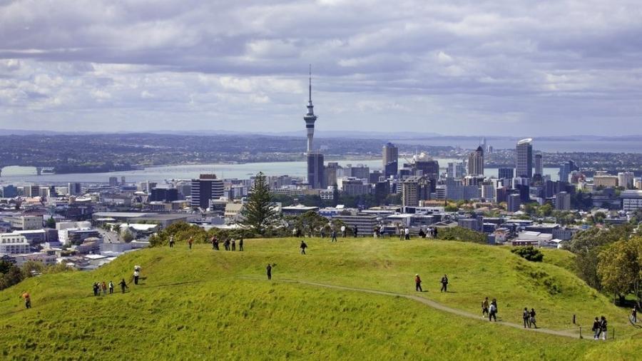 Auckland liderou a lista - em grande parte por causa da forma como a Nova Zelândia lidou com a pandemia - Getty Images