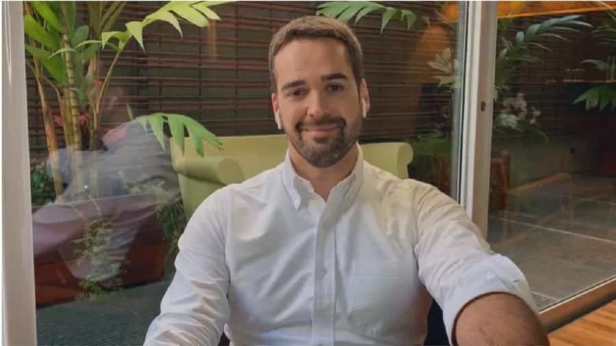 Eduardo Leite disputa prévias presidenciais do PSDB  - Reprodução/TV Globo