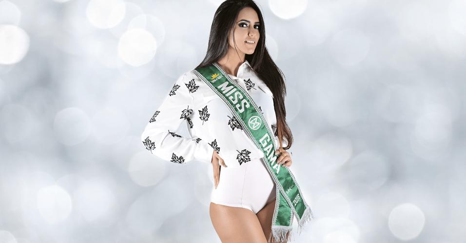 Gama - Ana Gabriela Borges, 18 anos
