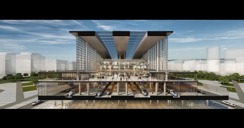 Os 26 projetos finalistas deste ano foram selecionados entre dez categorias. O primeiro lugar na categoria Grande Projeto Urbano foi o projeto da Estação de Trens de Astana (no Cazaquistão), do escritório Tabaniliogu Architects.