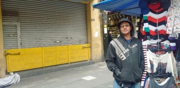 """Greve geral foi """"pior do que feriado"""", dizem comerciantes de São Paulo - Mirthyani Bezerra/UOL"""