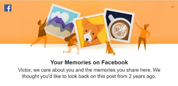 Rede social trará novidades para quem quiser relembrar -- ou até não relembrar -- memórias do passado