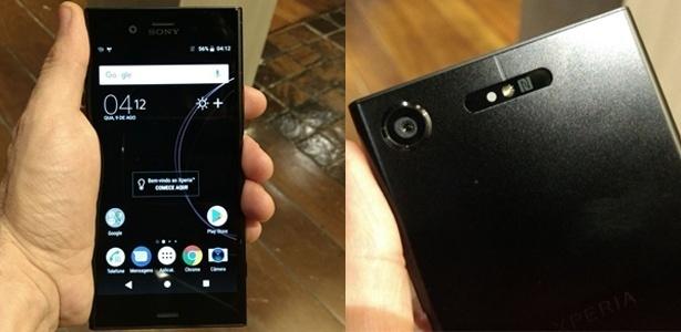 Sony apresenta o novo Xperia XZ1