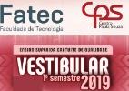 Fatecs oferecem mais de 14,8 mil vagas no Vestibular 2019/1 - fatecs