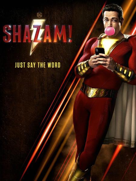 """""""Shazam!"""" ganha pôster internacional e mais um exclusivo para a CCXP 2018 - Divulgação"""