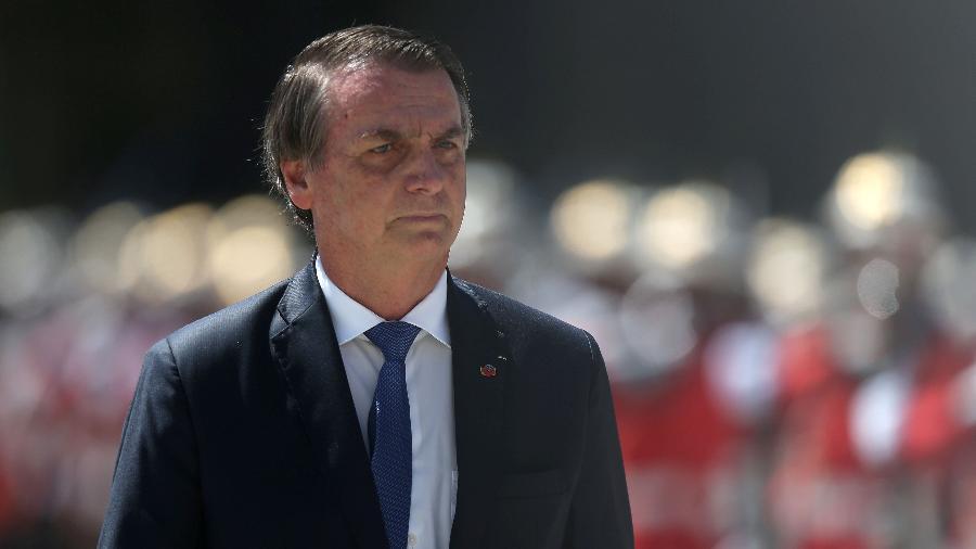 O presidente da República, Jair Bolsonaro (PSL) - Fábio Motta/Estadão Conteúdo