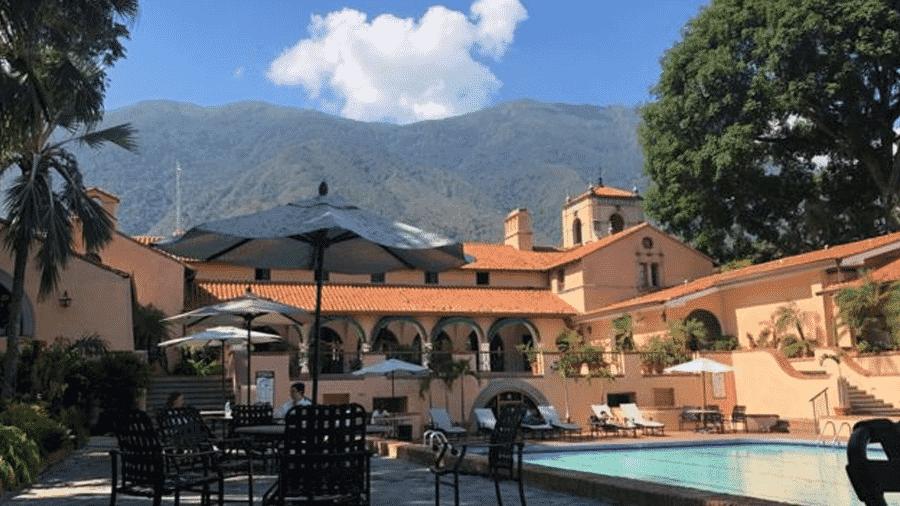 Sede do Caracas Country Club foi desenhada pelo escritório de arquiteto americano que codesenhou o Central Park, de Nova York - NORBERTO PAREDES