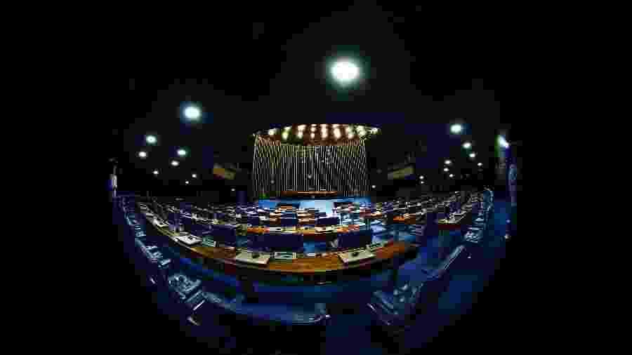 Plenário do Senado, em Brasília - Jorge Silva