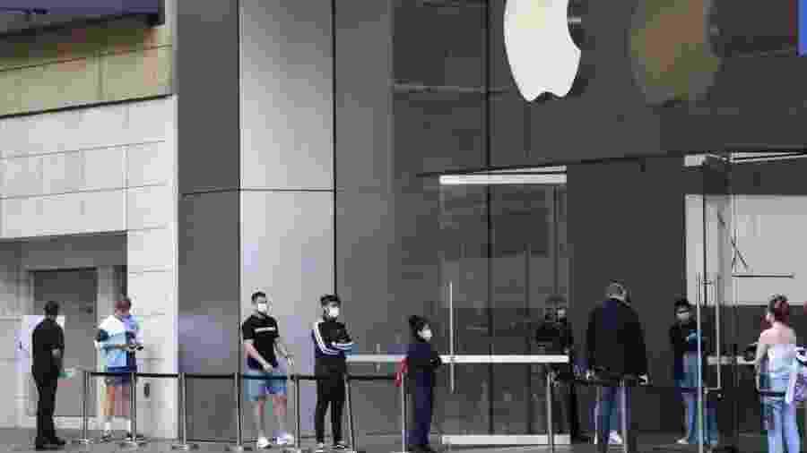 Loja da Apple em Sydney - James D. Morgan/Getty Images