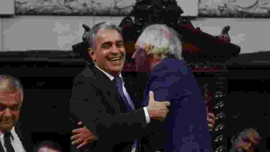 Gabinete de Andre Ceciliano (PT) teria movimentado quase R$ 50 milhões - Tomaz Silva/Ag. Brasil