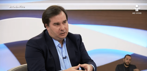 Presidente da Câmara   'Tenho convicção', diz Maia sobre apoio a impeachment de Dilma
