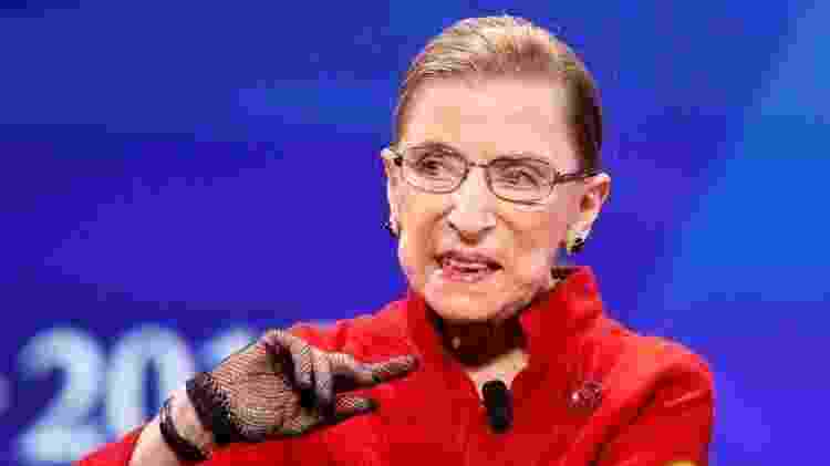 RBG - Reuters via BBC - Reuters via BBC