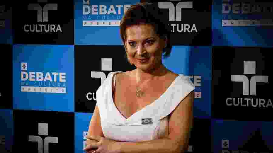 Joice Hasselmann foi a candidata do PSL que mais recebeu dinheiro do Fundo Eleitoral: R$ 5,9 milhões - ALOISIO MAURICIO/FOTOARENA/ESTADÃO CONTEÚDO