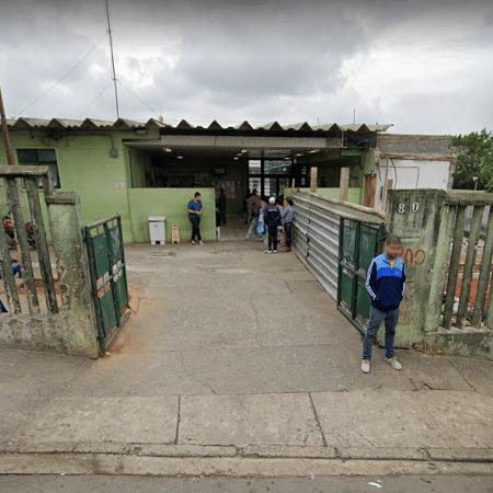 Fachada da UPA Júlio Tupy, em Guaianazes - Reprodução/GoogleStreetView