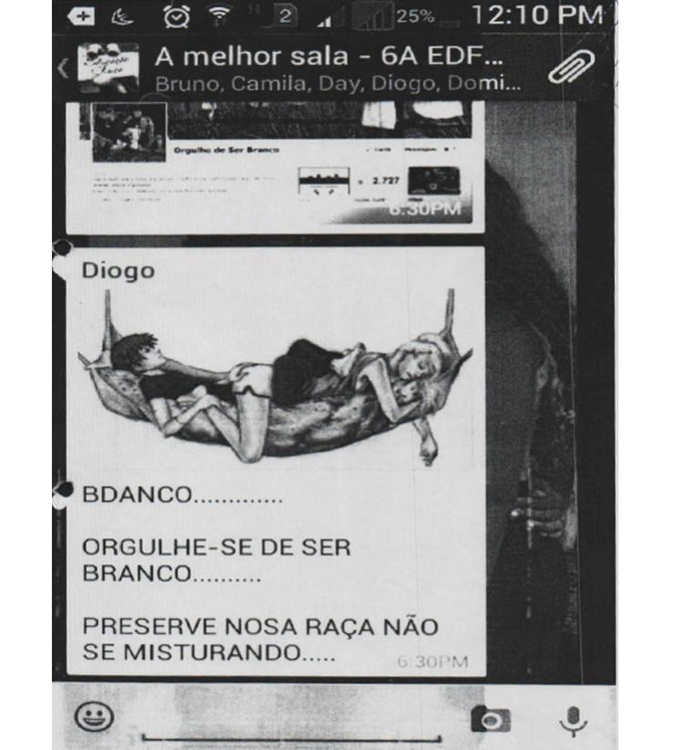 Homem que chamou mulher de 'macaca' é condenado pela Justiça de São Paulo. Foto: Reprodução de Internet