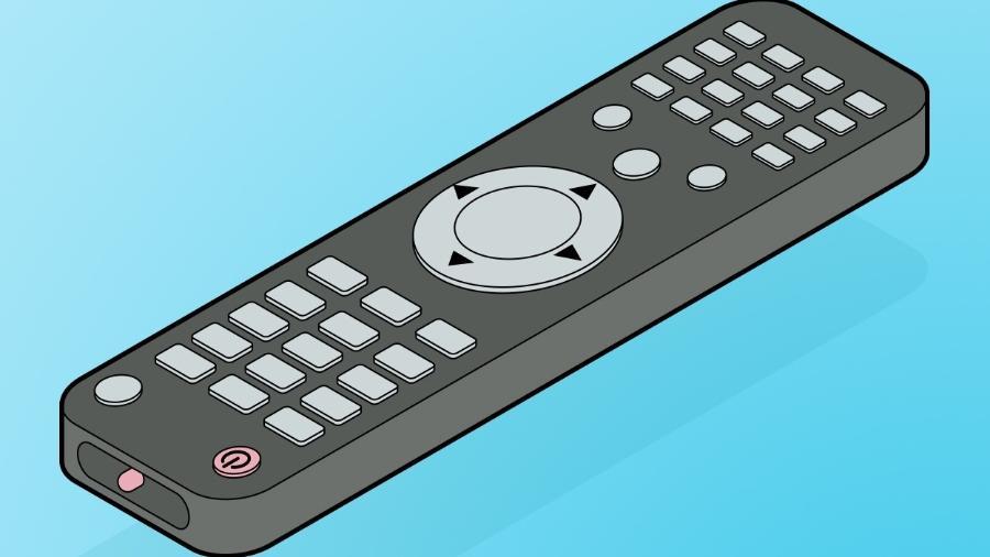 Como funciona o controle remoto? - Arte UOL