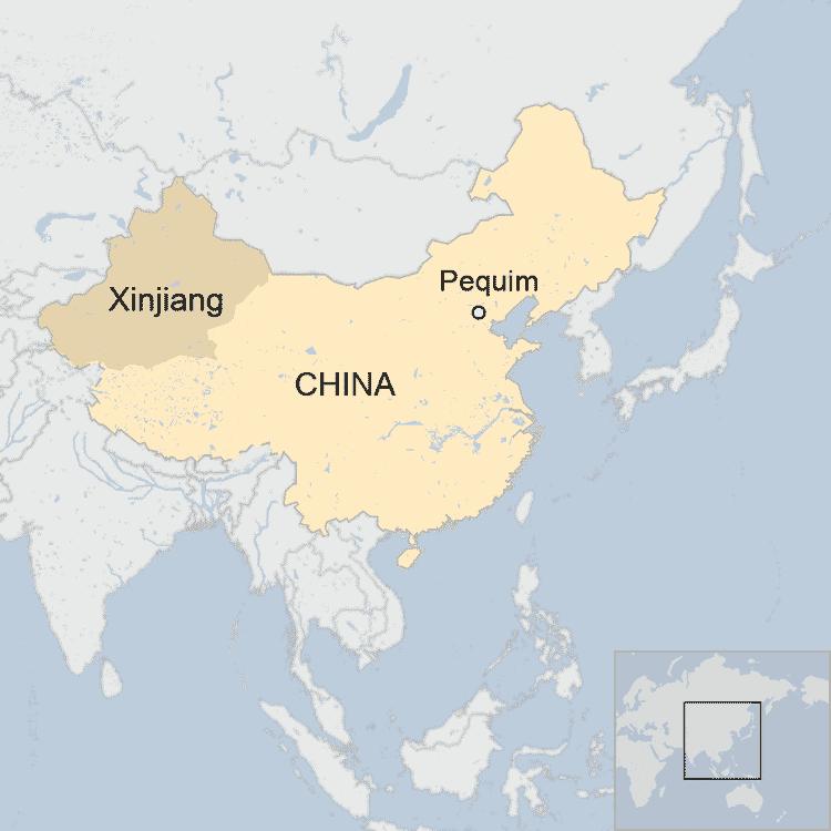 Mapa - BBC - BBC