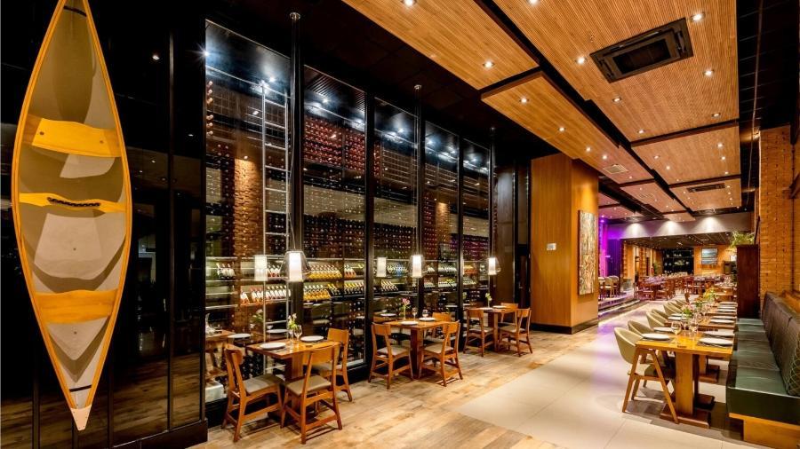 A unidade de Sorocaba do restaurante Coco Bambu foi inaugurada ontem - Tadeu Brunelli/Divulgação