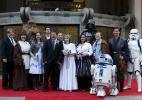 Veja em 10 passos como um fã de Star Wars deve casar - Mario Anzuoni/Reuters
