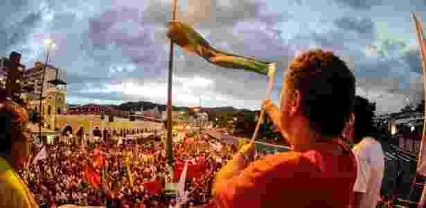 Mobilização em Florianópolis (SC) - Eduardo Valente]/Framephoto/Estadão Conteúdo - Eduardo Valente]/Framephoto/Estadão Conteúdo