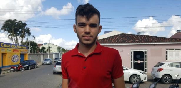 Mais difícil que em 2015, diz inscrito de Alagoas - Beto Macário/UOL