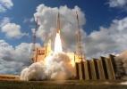 Sistema Galileo, semelhante ao GPS, é vitória europeia na Terra e no céu - Stephane Corvaja/ ESA/ AFP