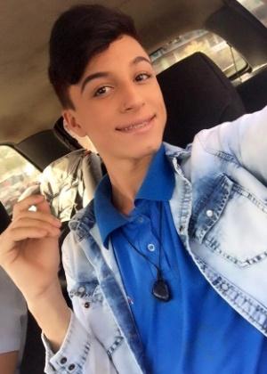 Itaberli Lozano Rosa, de 17 anos, foi assassinado a facadas no fim de 2016