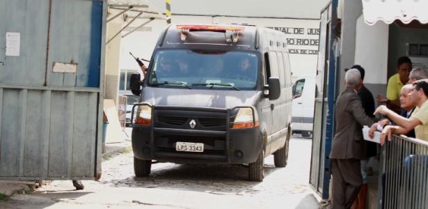 Detentos da Lava Jato são transferidos para unidade do Complexo de Gericinó, em Bangu