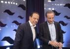 Ibope: Skaf tem 24% em SP; Doria, 23%; França, 9%; Marinho, 8% (Foto: Eduardo Knapp/Folhapress)