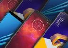 Qual é o melhor: Galaxy A8, Moto Z3 Play ou Zenfone 5? (Foto: Arte/UOL)