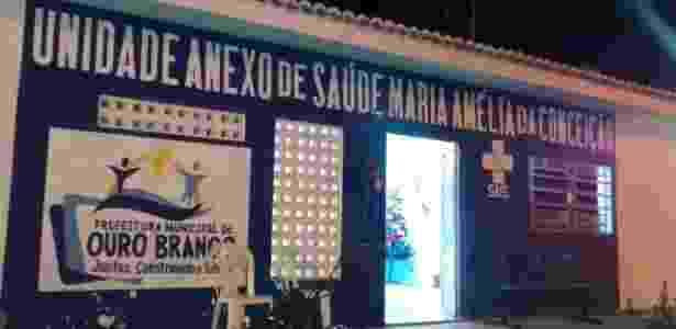 Posto em Ouro Branco, Alagoas: apenas um médico cubano e pronto-socorro a 40 km - Carlos Madeiro/Colaboração para o UOL