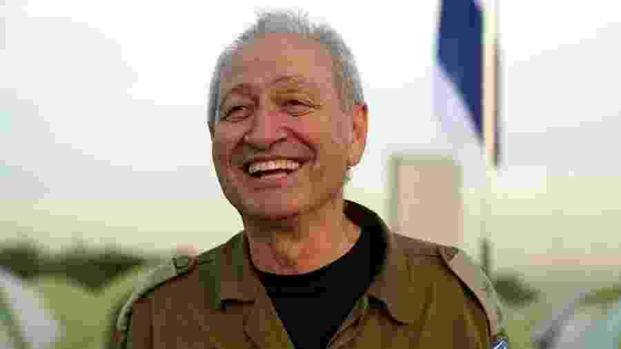 Rafael Sadi, da equipe de resgate enviada por Israel para Brumadinho - Forças de Defesa de Israel