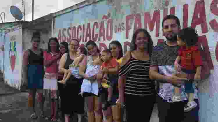 Associação de famílias de crianças com síndrome congênita da Zika - BBC News Brasil - BBC News Brasil
